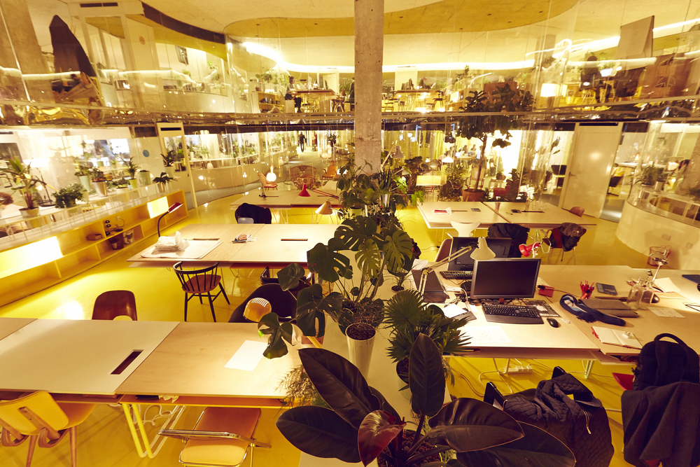 Second Home is the place where entrepreneurs and creative businesses come together, in the pursuit of great work